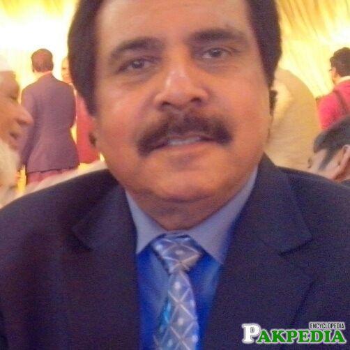 Ashraf Khan personal photo