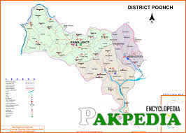Rawalakot Map