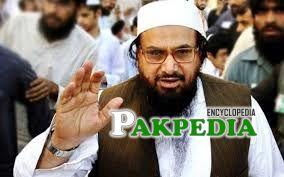 Founder of FIF Hafiz Saeed