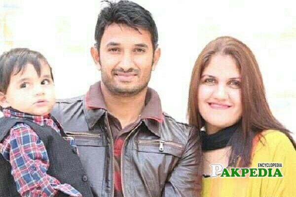 Aizaz Cheema Family