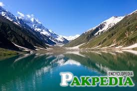 Lake Saiful Malook Megical View