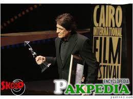 at cairo film festival