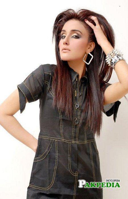 Actress and Model Zara sheikh