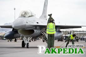 Pakistan Air Force Ready to Take off
