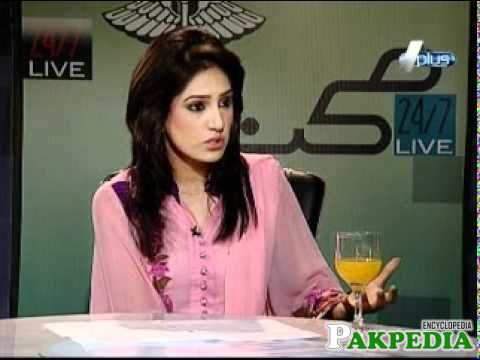 Dr Anoosh Masood in tv show