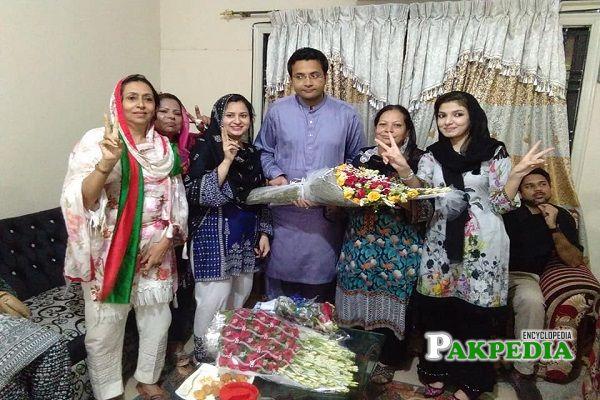 Firdous Rahna elected as MPA