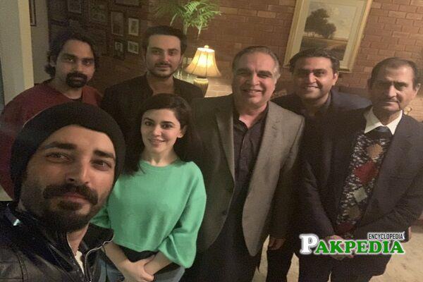 Bilal Lashari Family