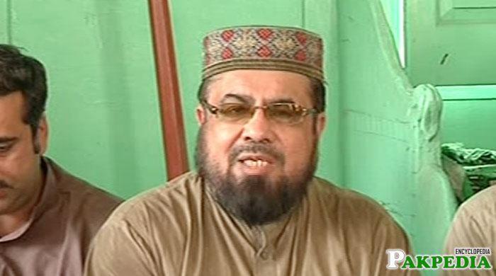 Mufti Abdul Qavi is Religious Scholar