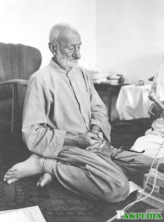 Bacha Khan Muslim Leader