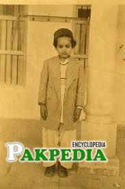 Pir Naseer's Childhood picture