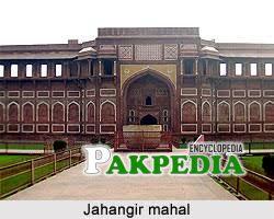 Jahangir's Mahal