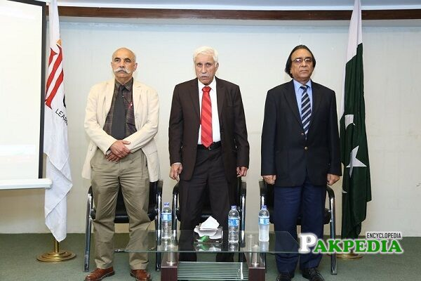 Qaiser Ahmed Sheikh profile