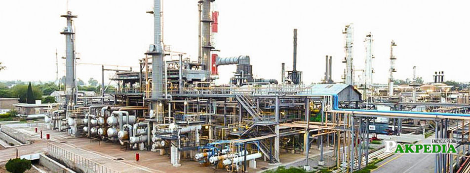 Company Offers a Range of Petroleum Products