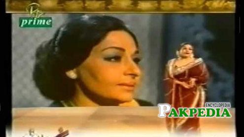 Farida Khanum sang Khaleel's composition