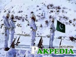 The boundary of Siachen was undefined