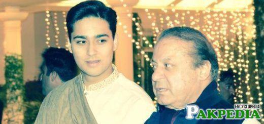 Safdar Awan's Son