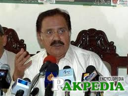 Ameen Faheem at Press conference