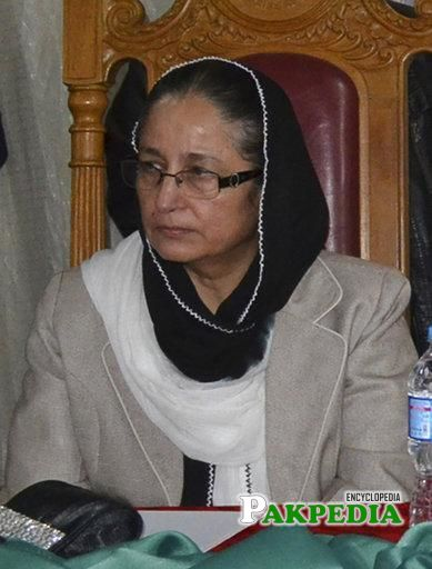 First woman chief justice