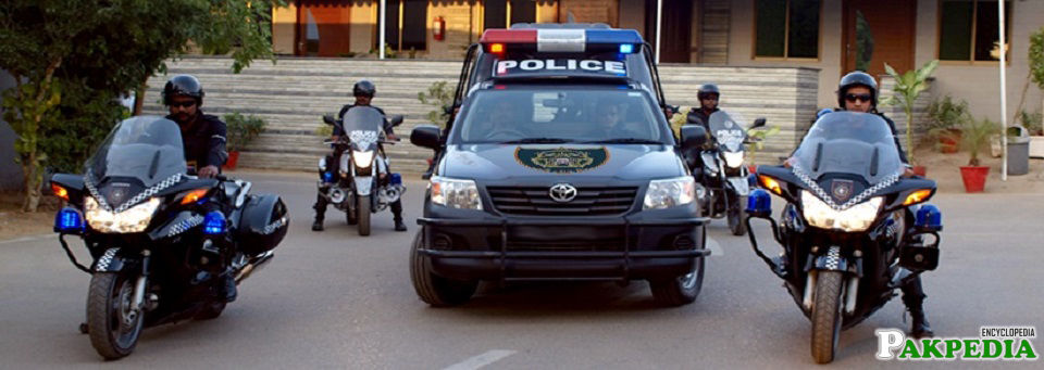 Sindh Police Active