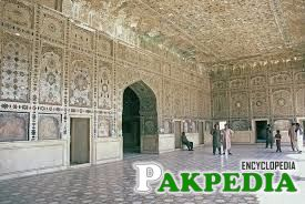 Lahore Fort or Shahii Qila