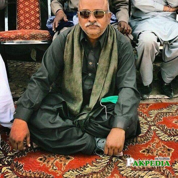 Ahmad Shah Khagga elected as MPA