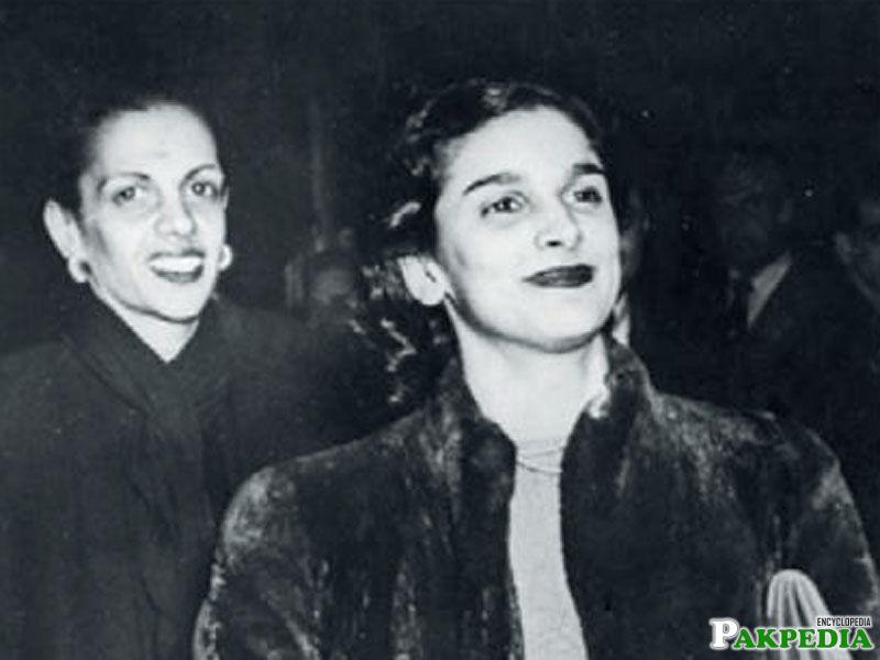 Dina Wadia Daughter of Quaid-e-Azam