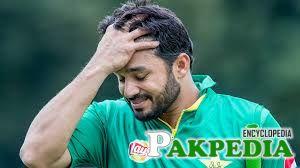 Azhar Ali After Batting