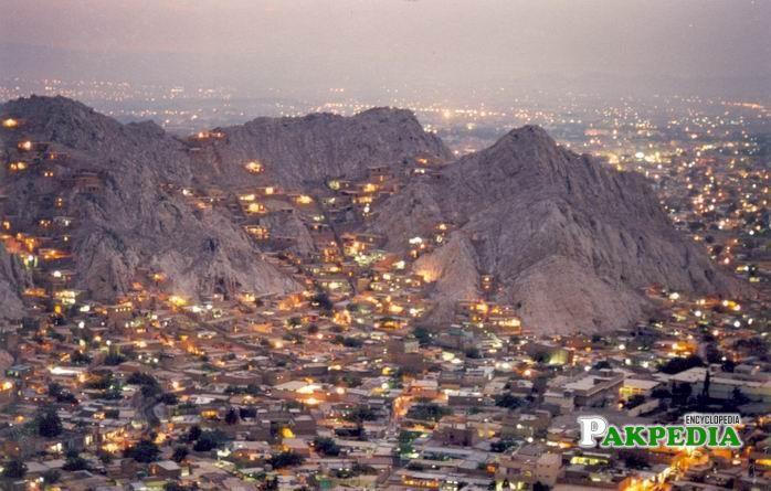 View of Balouchistan