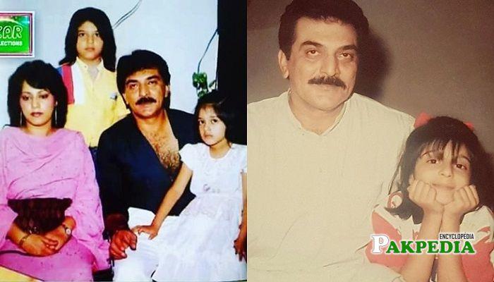 Abid Ali Family