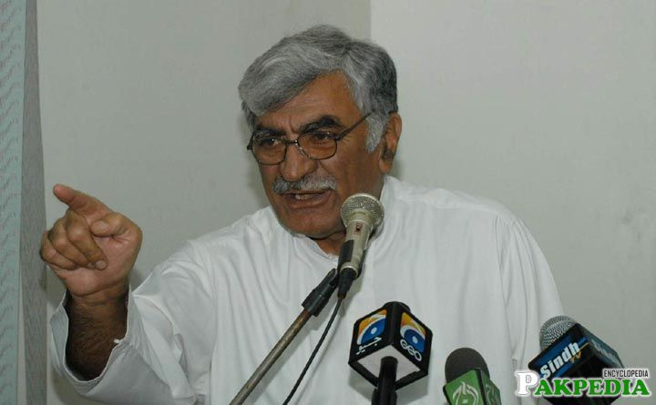 Asfandyar Wali Khan Awami National Party