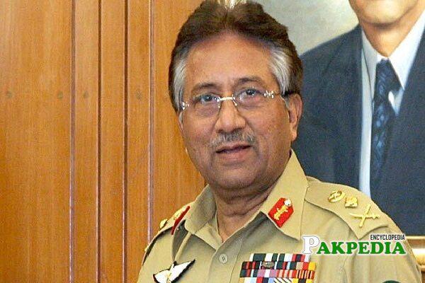 Pervez Musharraf age