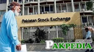 Pakistan Stock Exchange Front Side