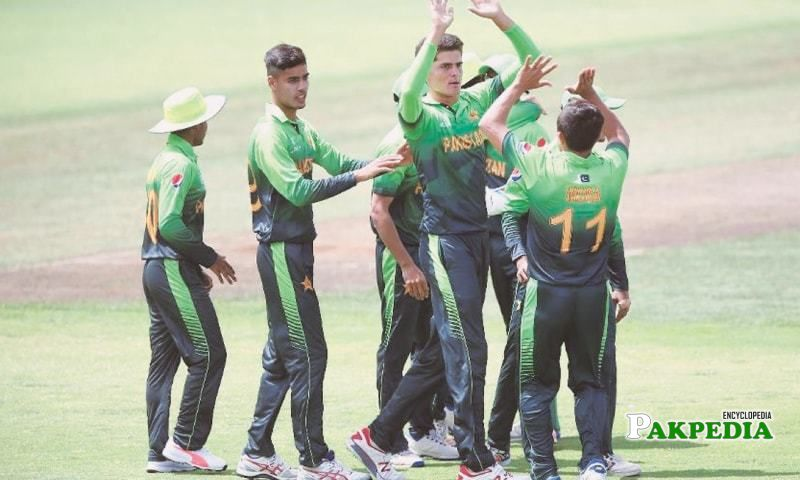 After Falling Wicket