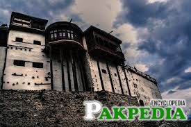 Baltit Fort Evening View