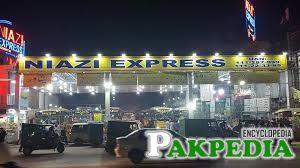 Niazi Express Intercity Bus Services