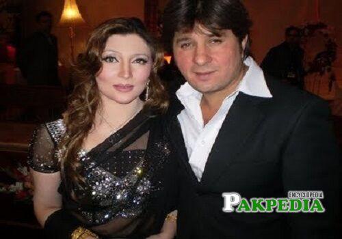 Arbaz Khan Family