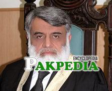 Mr. Justice Muhammad Anwar Khan Kasi