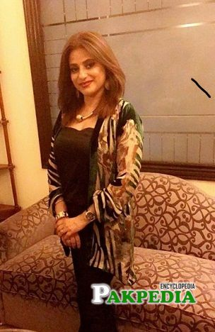 Mariam Mirza Biography