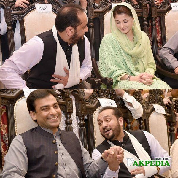 Khawaja Imran Nazir elected as MPA
