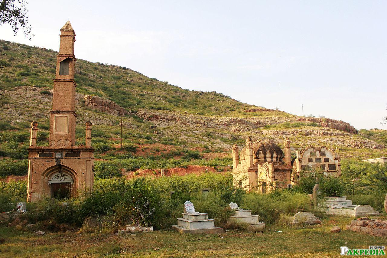 fort in Muzafirabad