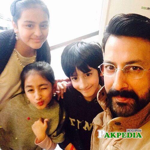 Babar Ali Family