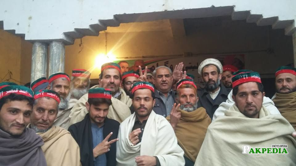 Among PTI Workers