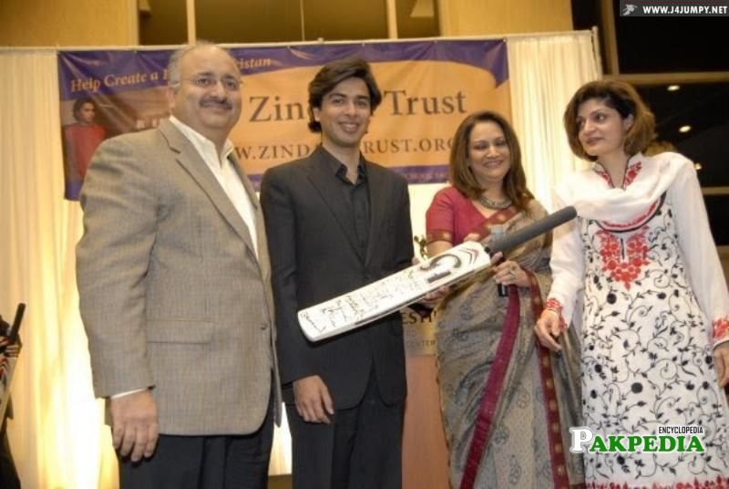 At seminar of Zindagi Trust Foundation