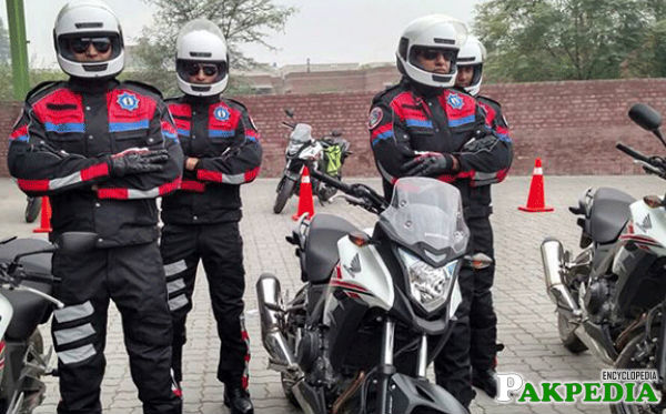 Dolphin Force in Lahore