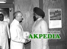 Sahabzada Yaqub Khan in India