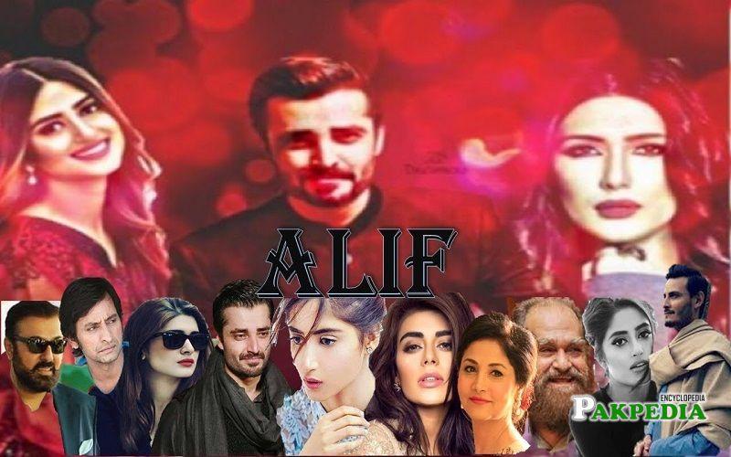 Hamza Ali Abbasi Dramas