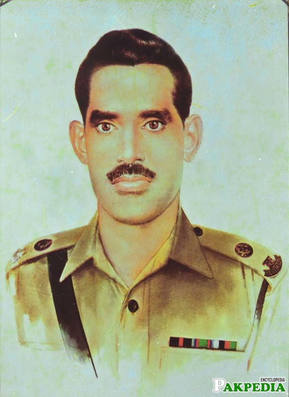 Muhammad Akram Army Officer