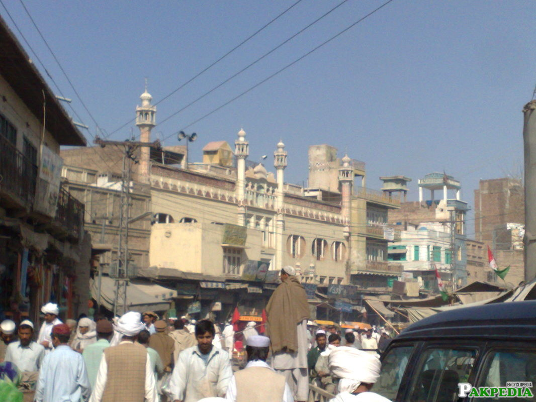 Bannu is situated at a distance of 190 km, in the south of Peshawar