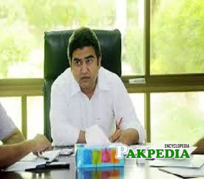 Mian Naveed Ali appointed as MPA in 2018 Elections