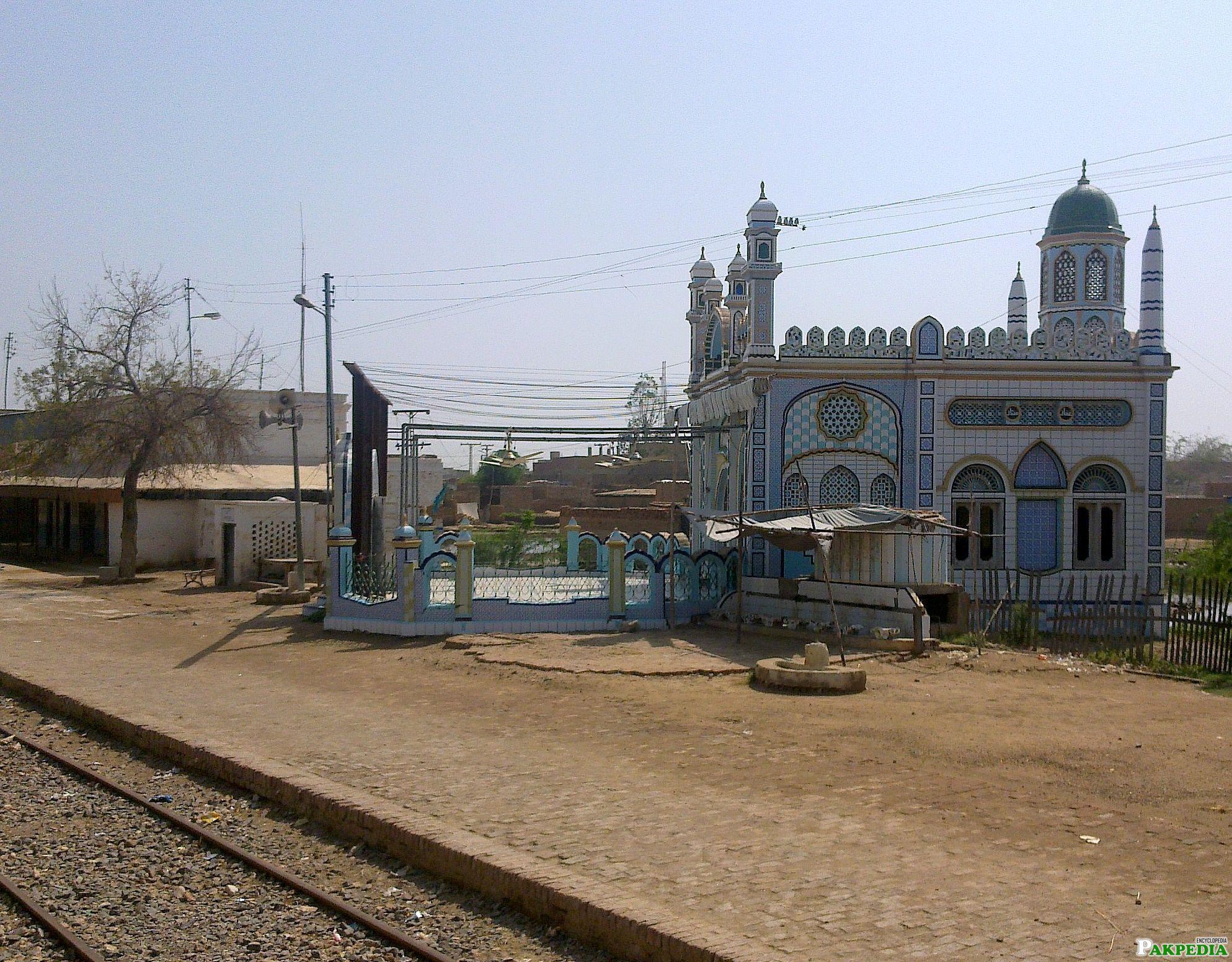 Dera Murad Jamali Mousqe